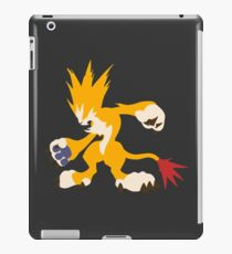 Final Fantasy Moomba  iPad Case/Skin