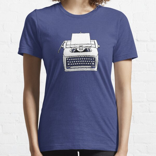 typewriter Essential T-Shirt