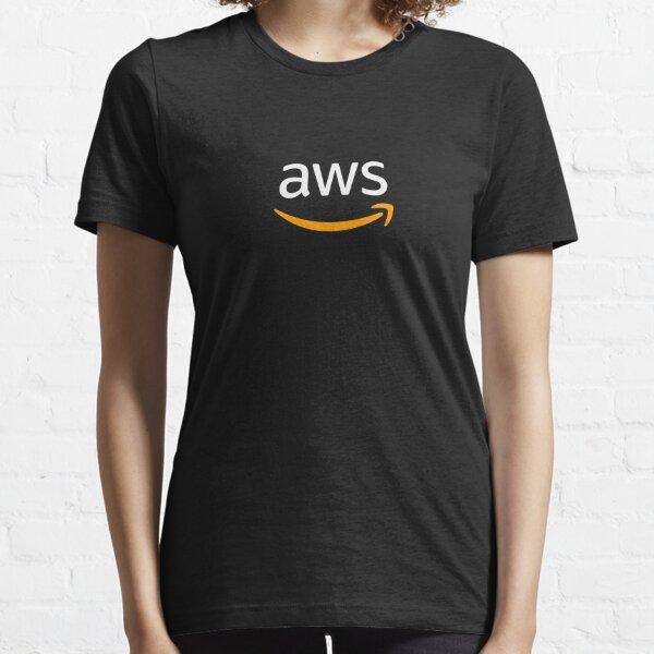 AWS - Amazon Web Services - tshirt Essential T-Shirt