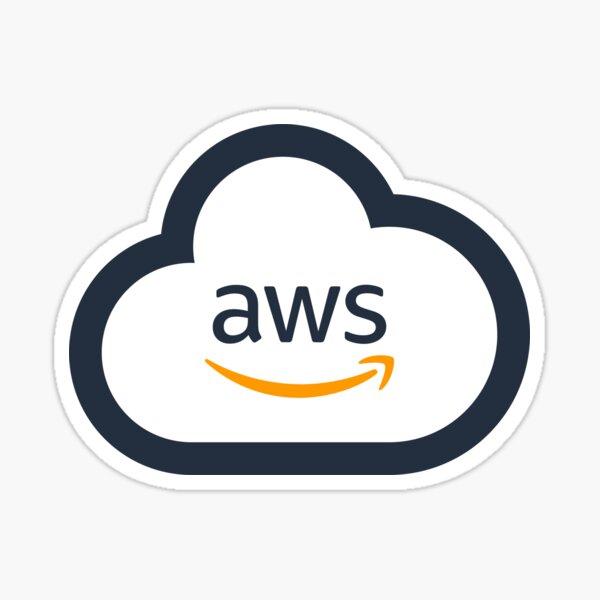 AWS - Amazon Web Services - Pegatina