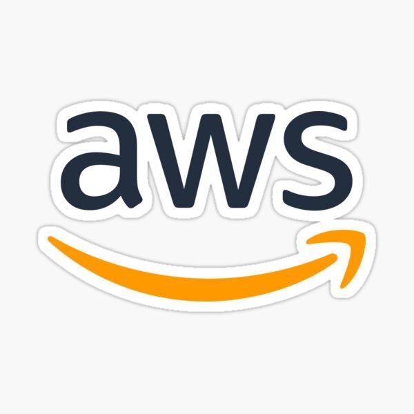 AWS - Amazon Web Services - Sticker