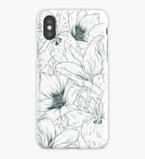 Flowerbed iPhone Case/Skin