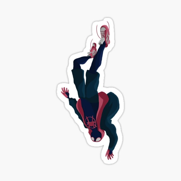 Spiderverse: Miles Morales Sticker