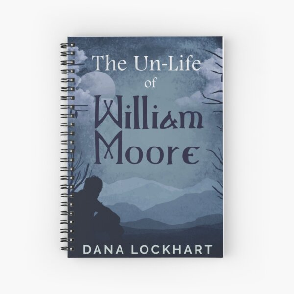 The Un-Life Notebook Spiral Notebook