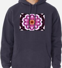 Orchid Manipulation Pullover Hoodie