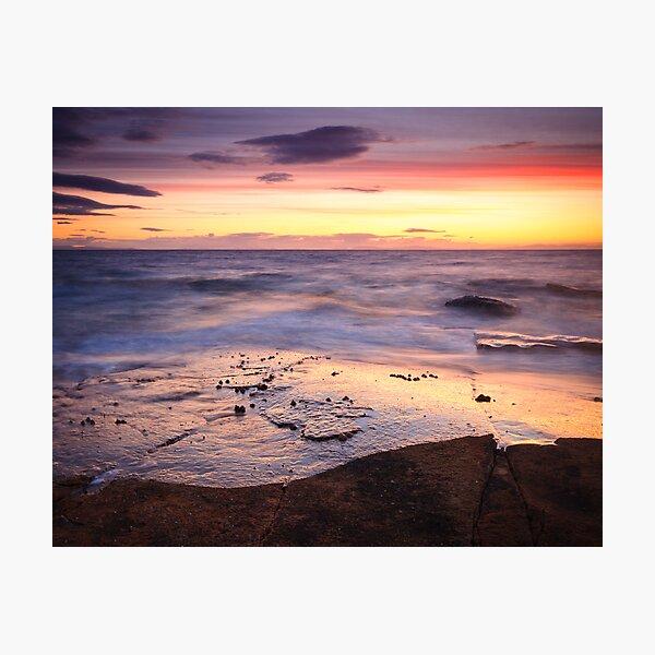 Sandstone Reflections Photographic Print