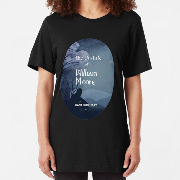 The Un-Life T-shirt (black) Slim Fit T-Shirt
