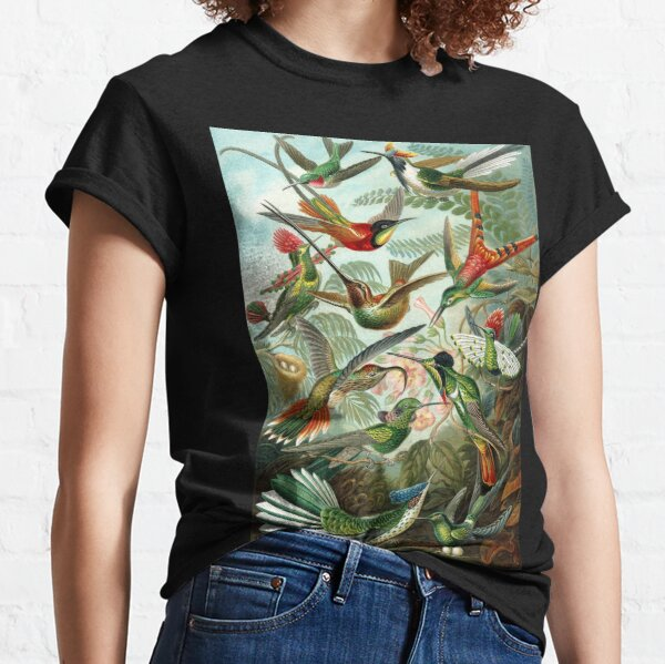 Hummingbirds Classic T-Shirt