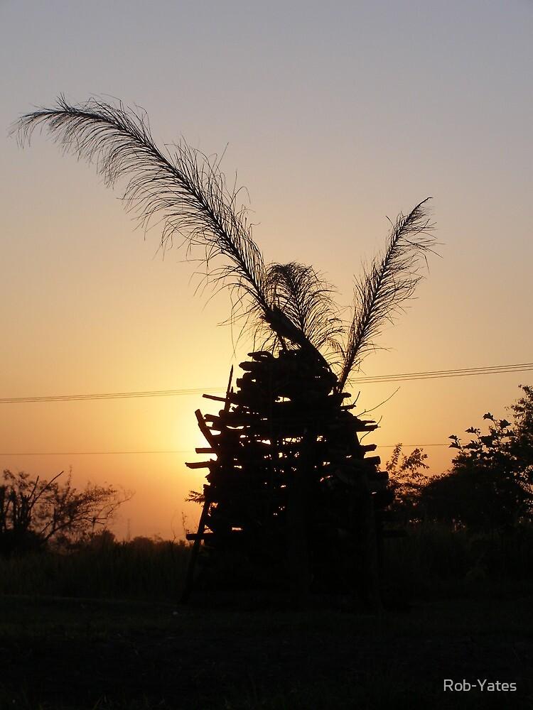 sun set sihouette by Rob-Yates