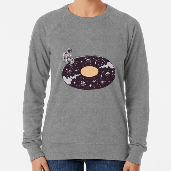 Cosmic Sound Lightweight Sweatshirt