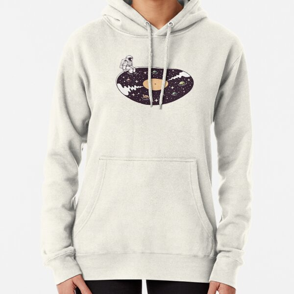 Cosmic Sound Pullover Hoodie