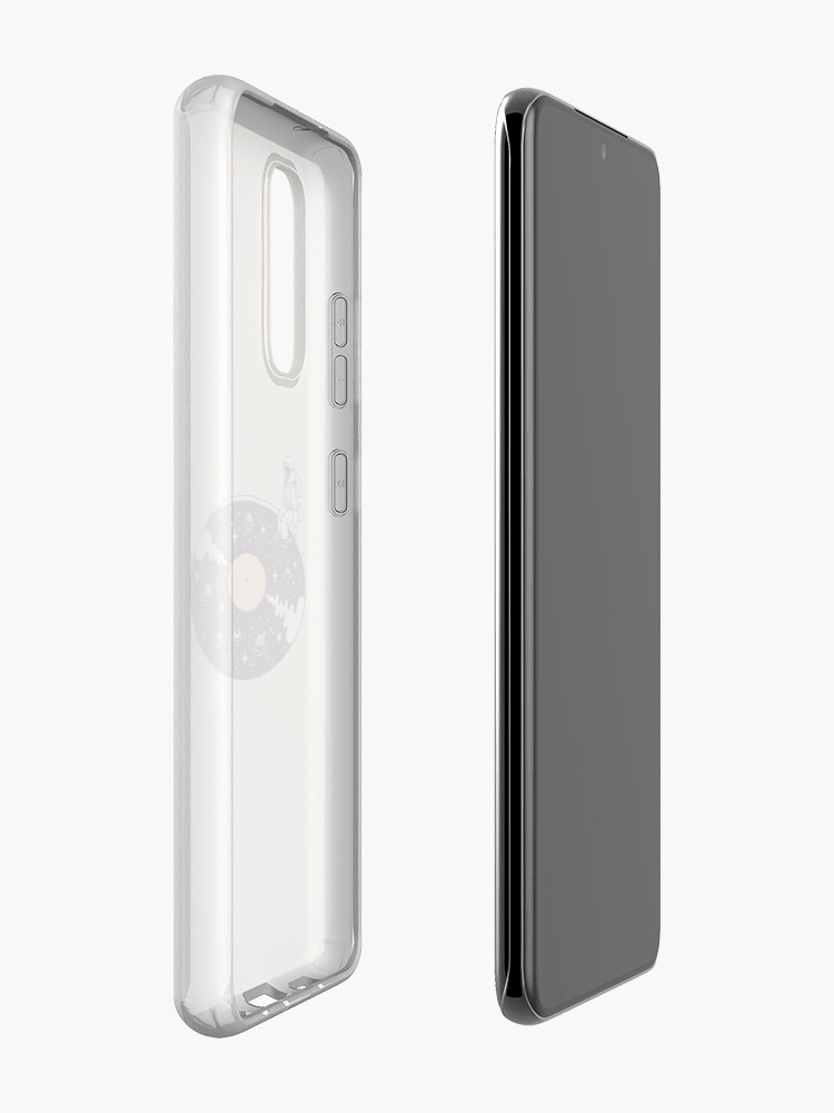 Alternate view of Cosmic Sound Case & Skin for Samsung Galaxy