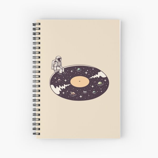Kosmischer Klang Spiralblock