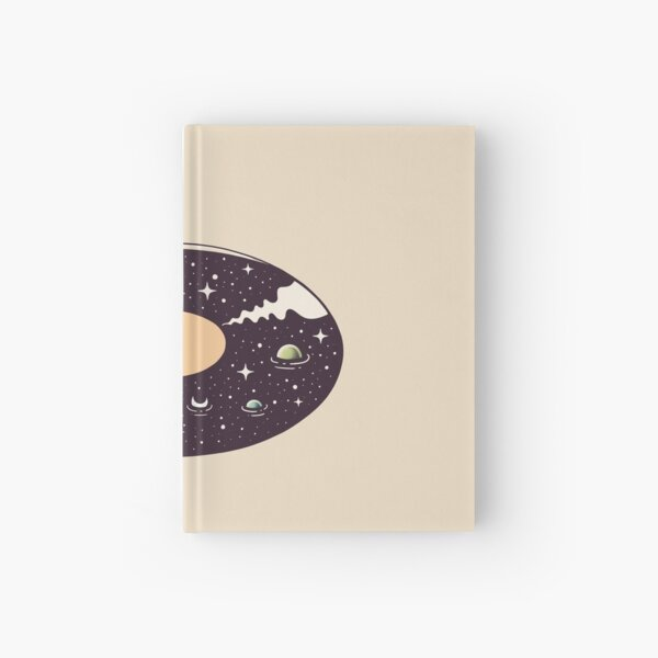Cosmic Sound Hardcover Journal