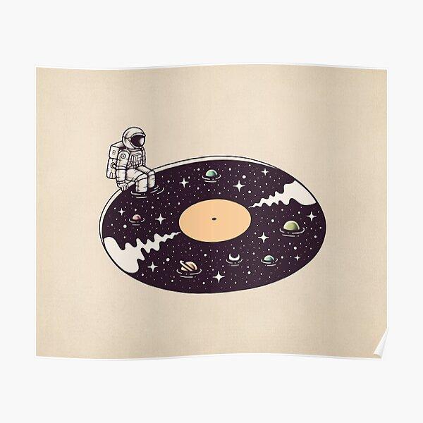 Kosmischer Klang Poster