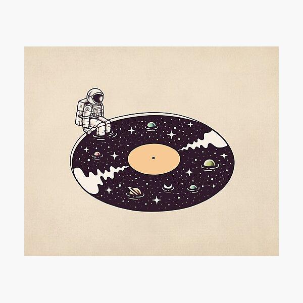 Cosmic Sound Photographic Print