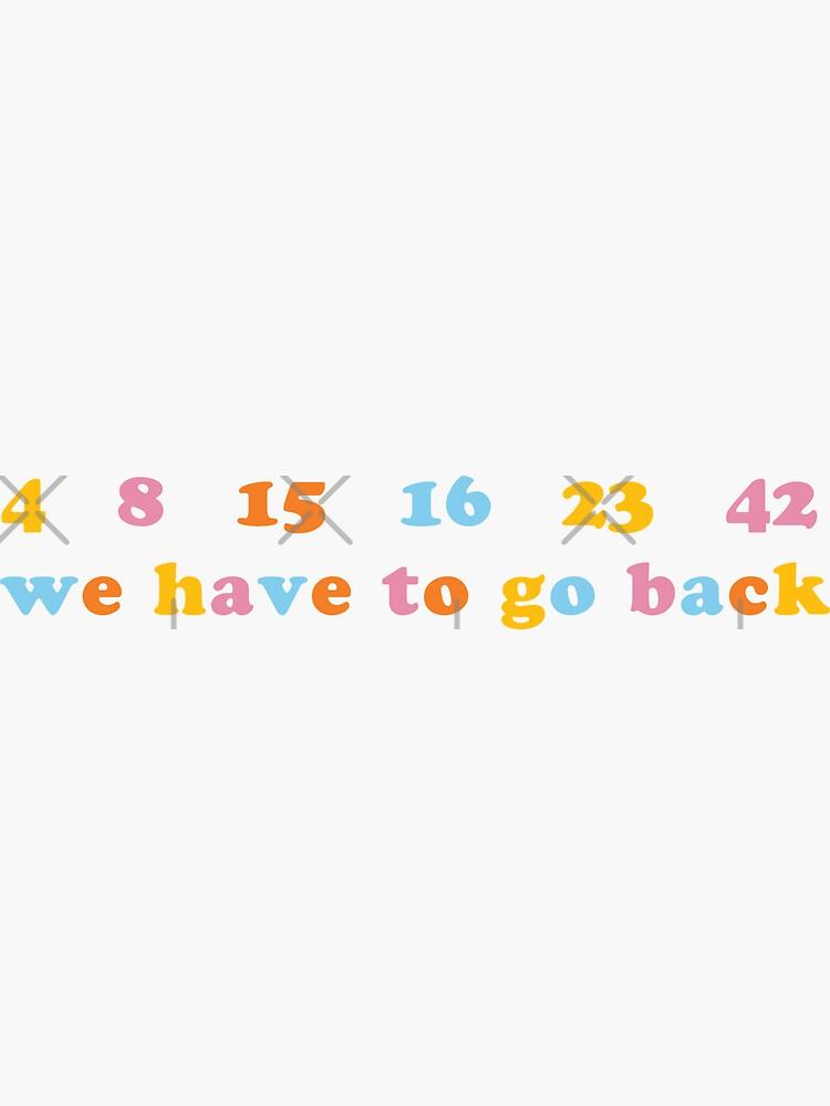 Go Back by darrianrebecca