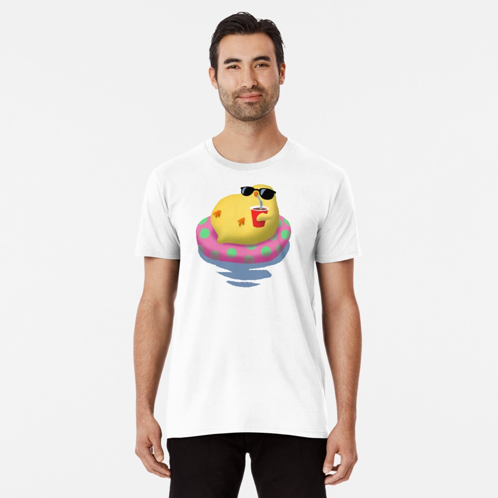 Chick on vacation Premium T-Shirt