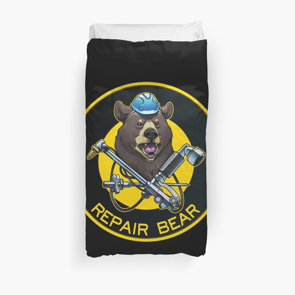 Repair Bear Bettbezug