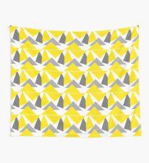 Dreieck-Collage Wandbehang