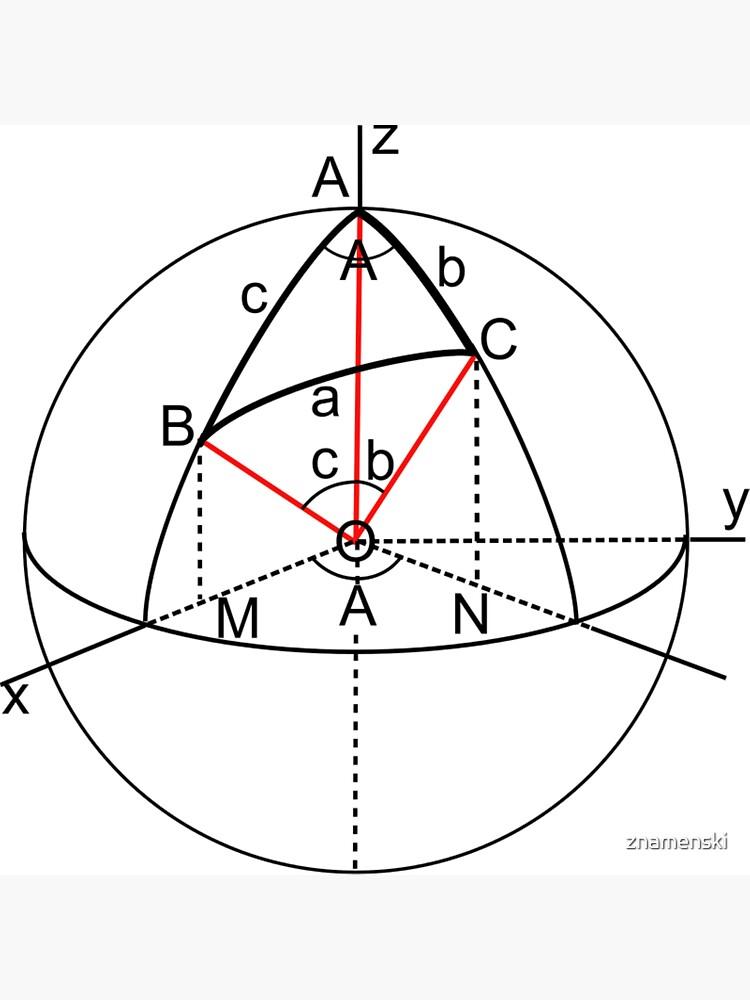 #Circumscribing #Diameter, #Sine, #Cosine, Triangle, Geometry, Trigonometry, Math Formulas, Angles by znamenski