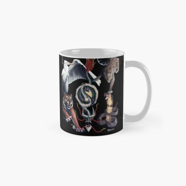 The Five Animals Classic Mug