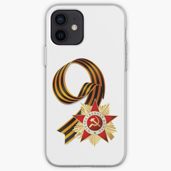 #Victory #Day (9 May) #День #Победы iPhone Soft Case
