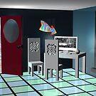 My Pretend Studio by Ann Morgan