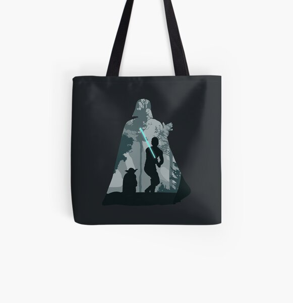 May the 4th be with you All Over Print Tote Bag