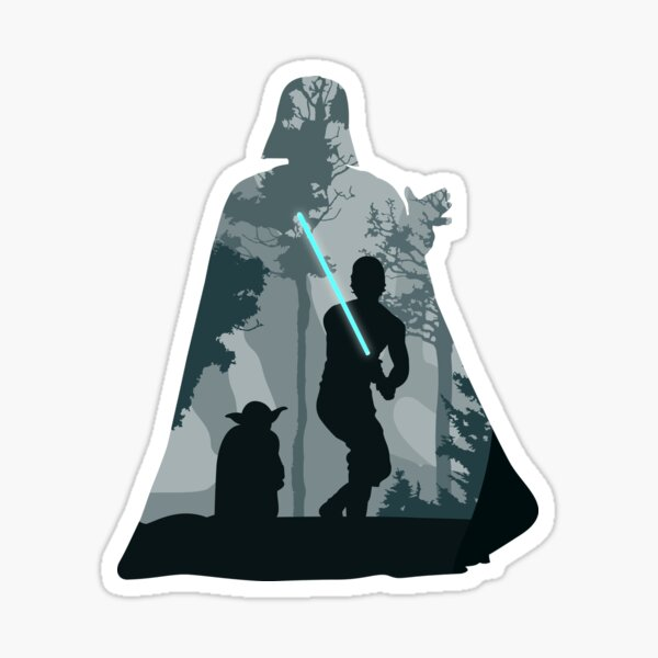 May the 4th be with you Sticker