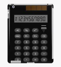 Retro Calculator  iPad Case/Skin