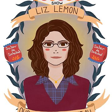 Liz Lemon by heymonster