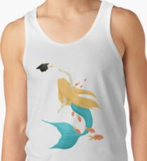 Mermaid Graduate Tank Top