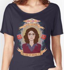 Liz Lemon Women's Relaxed Fit T-Shirt