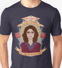 Liz Lemon Unisex T-Shirt