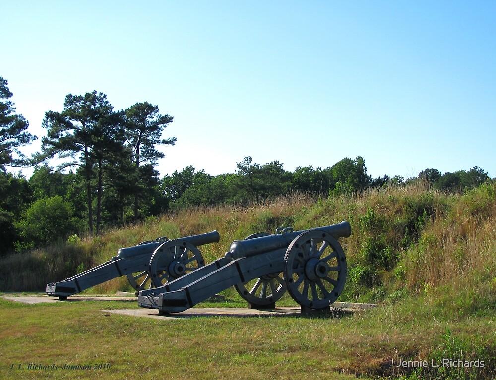 Freedom At Yorktown by Jennie L. Richards