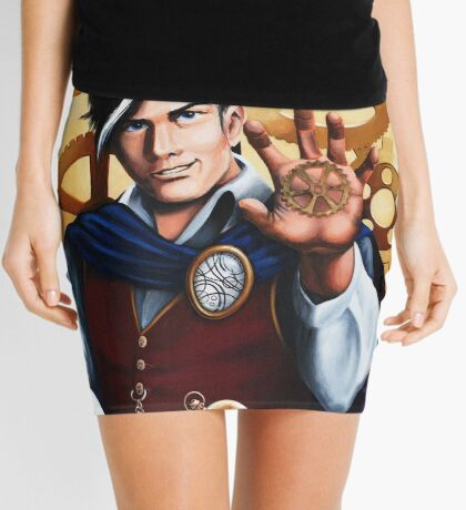 Chronomancy Mini Skirt
