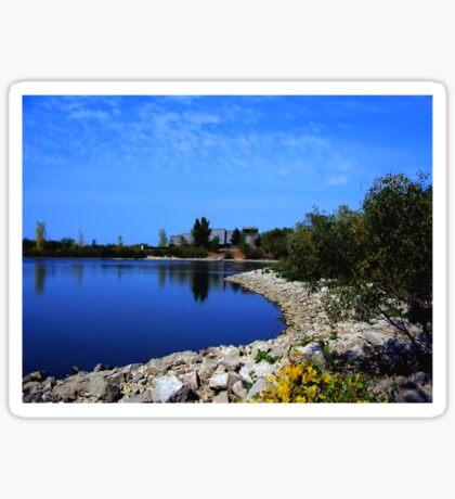 Lake Devonian Sticker