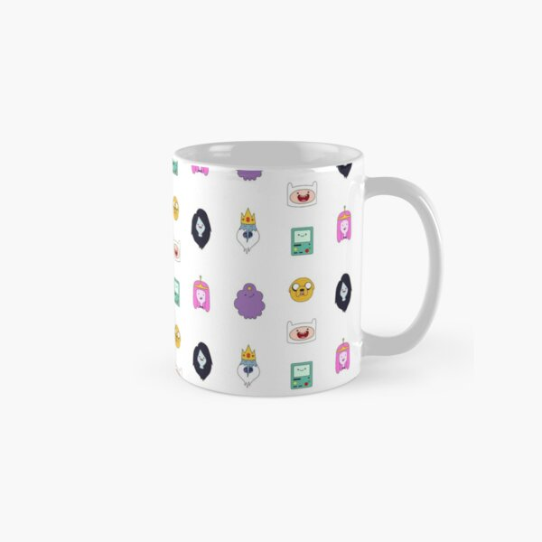 Adventure Time™ Pattern Classic Mug