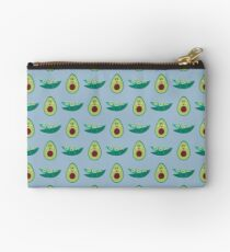 AVOCADO AND PEA Zipper Pouch