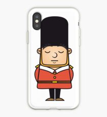London Bobby Guard iPhone-Hülle & Cover