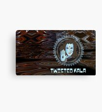 Twisted Kala Psychedelic - Magic Blessings! Canvas Print