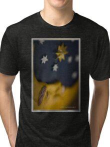 Sleeping Moon 01 © Vicki Ferrari Photography Tri-blend T-Shirt