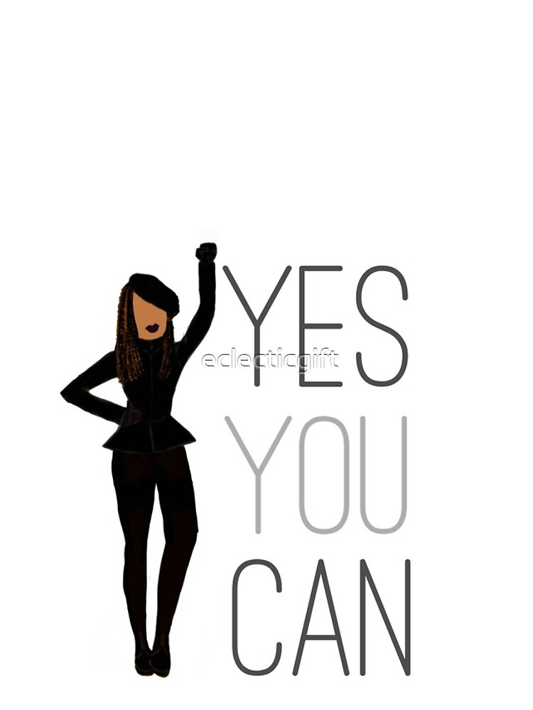 Yes You Can by eclecticgift