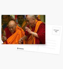 elder statesmen. northern india Postcards