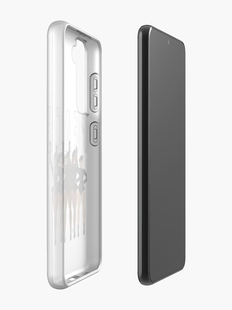 Alternate view of Peace Case & Skin for Samsung Galaxy