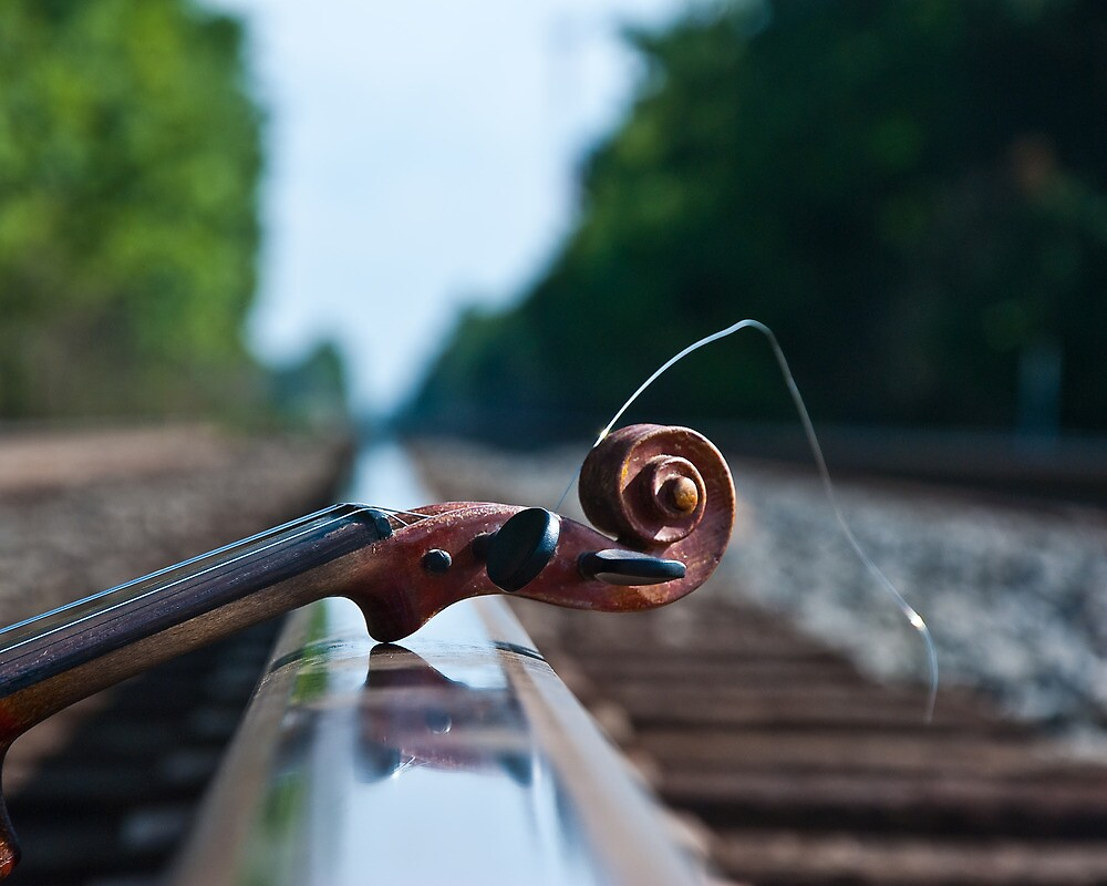 Railway Melody by ericseyes