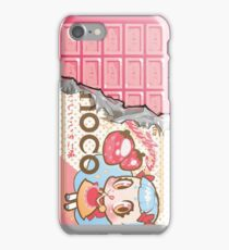 bessette strawberry-choco iPhone Case/Skin