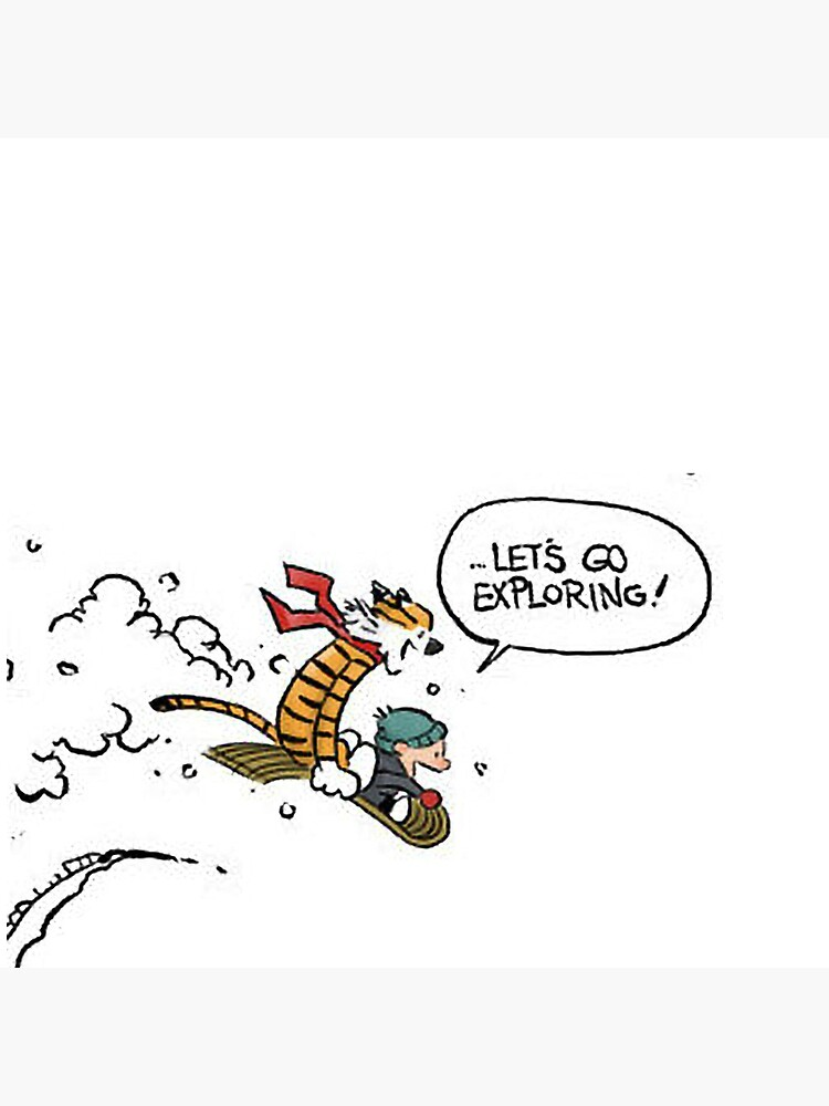 Calvin and Hobbes by Ruby5732