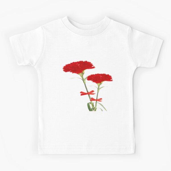 #гвоздики #9мая #VictoryDay #ДенПобеды Kids T-Shirt